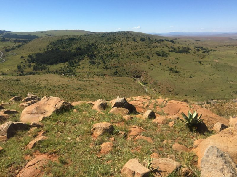 The unlocated Zulu Army and the observations of Chard.